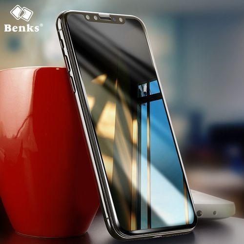 Szkło hartowane Benks X-Pro+ 3D 0.3mm Apple iPhone X Black (6948005941222)