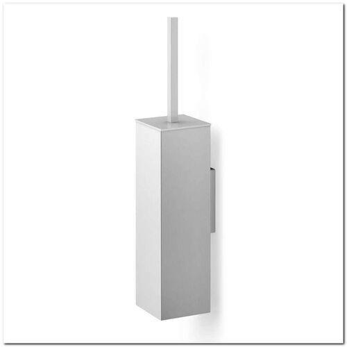 - szczotka do wc kwadratowa wisząca - srebrna - carvo marki Zack