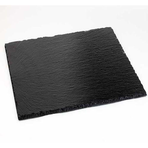 Taca serwingowa kwadratowa z kamienia łupkowego | 4 szt. | 100x100mm