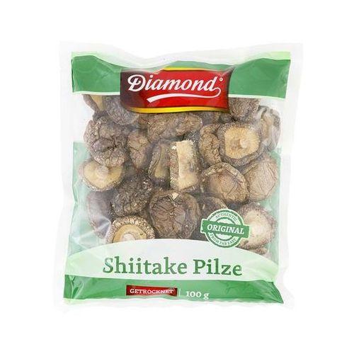 Grzyby suszone Shiitake Tonko 100 g Diamond