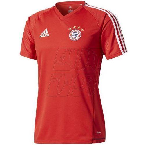 Koszulka piłkarska  fc bayern monachium training jersey m bq2459 marki Adidas