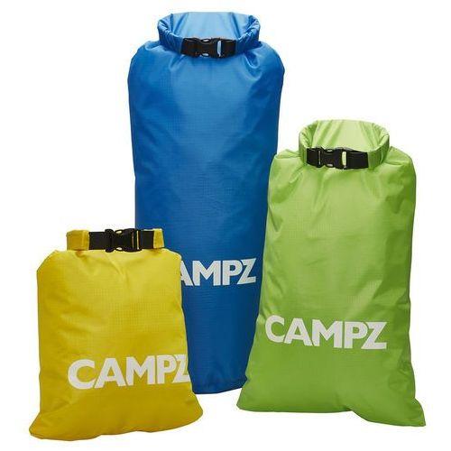 fun organizer bagażu zestaw 3 sztuk kolorowy 2018 plecaki szkolne i turystyczne marki Campz