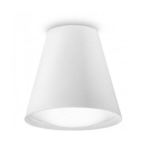 Lampa sufitowa conus led 180 biała, 7257 marki Linea light