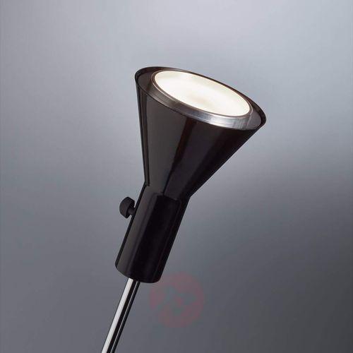 Smukła lampa stojąca led gru, ściemniana marki Tecnolumen