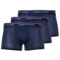 3 pack bokserki męskie l ciemny niebieski marki Tommy hilfiger