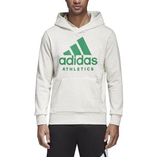 Adidas Bluza z kapturem sport id pullover cf9555