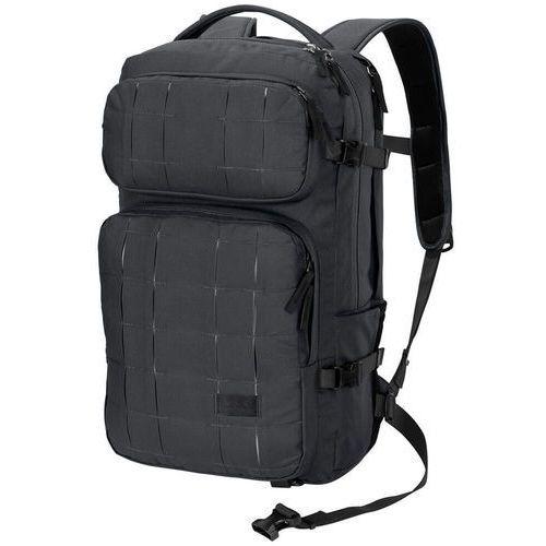 Jack Wolfskin TRT 22 Plecak czarny 2019 Plecaki codzienne (4055001611157)