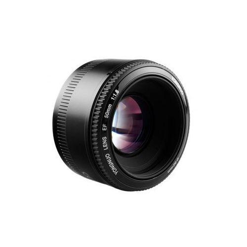 Obiektyw 50mm f1.8 mocowanie canon marki Yongnuo