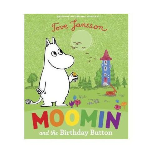 Moomin and the Birthday Button (9780141329215)