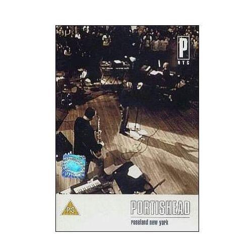 Pnyc (roseland New York) - Portishead (Płyta DVD) (0044005864496)