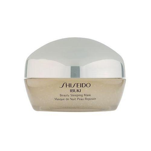 Shiseido Ibuki maseczka na noc upiększający skórę (Beauty Sleeping Mask) 80 ml