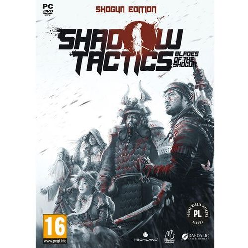 Shadow Tactics Blades of Shogun (PC)