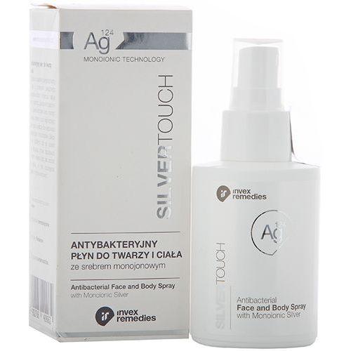 Antybakteryjny płyn do ciała Ag124 200 ml Invex Remedies Novea IDEA (5902768409062)
