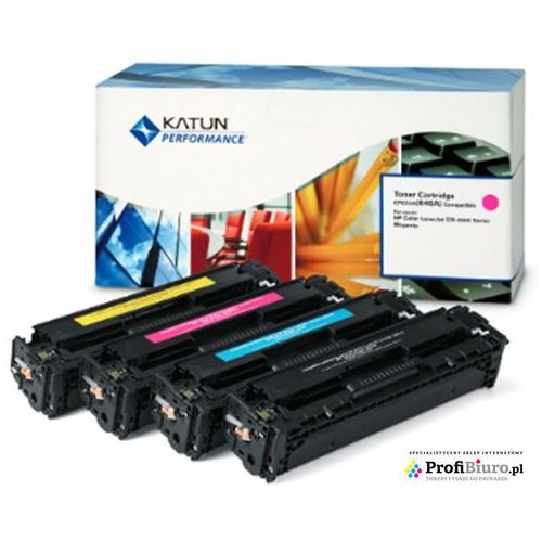 Toner Katun do Hewlett Packard COLOR LJ ENTERPRISE CM 4540 | yellow| Performance