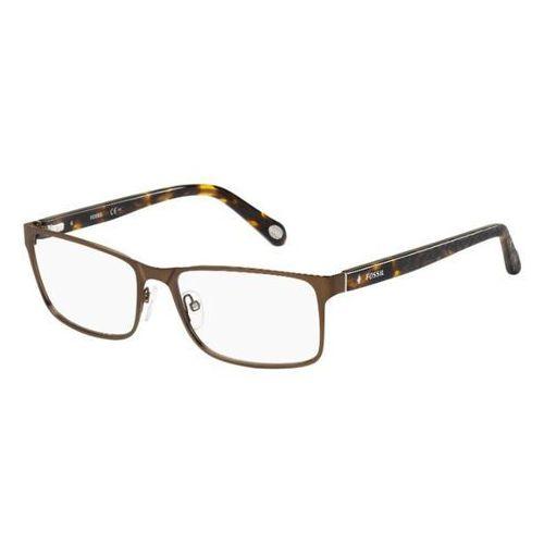 Okulary korekcyjne  fos 6038 hgc wyprodukowany przez Fossil