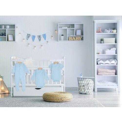 Zestaw dla noworodka # moja pierwsza wyprawka / komplet 3-częściowy pastelowy błękit - marki Dolce sonno