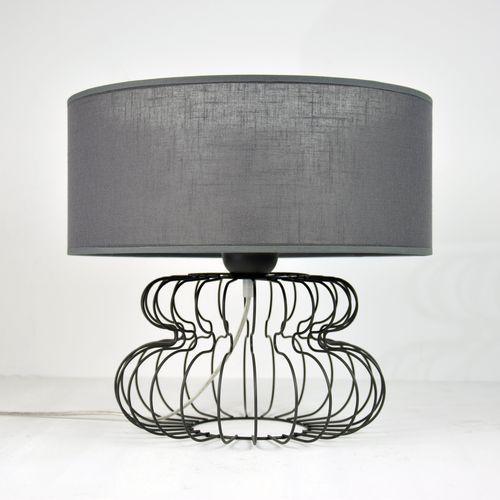 Lampa Nocna Small Mash Gray NR 2503, BAFE-82519