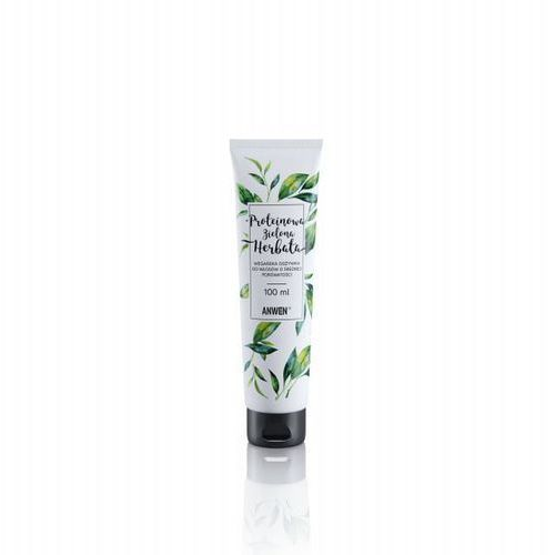 Anwen, wegańska odżywka do włosów o średniej porowatości, Zielona Herbata, 100ml (5907222404171)