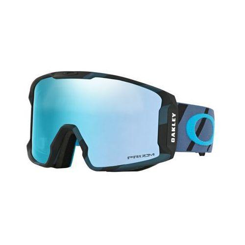 gogle snowboardowe OAKLEY - Lineminer Hazard Bar Blue W/Prizm Saphr (25) rozmiar: OS