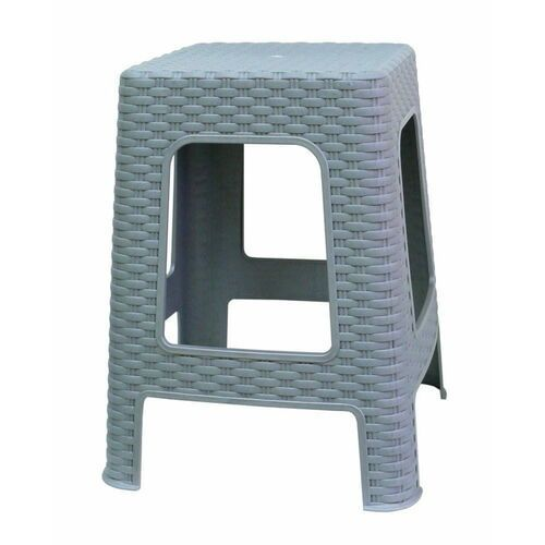 MEGA PLAST taboret MP1334, 45x35x35,5cm, szary (8606006429429)