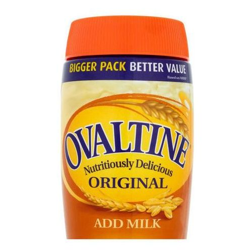 Ovaltine Napój kakaowy z witaminami 500g (Anglia) (7612100015643)