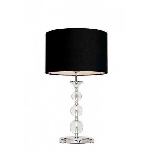 Zuma line Lampa stołowa rea czarna bzl, rlt93163-1b