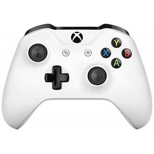 OKAZJA - Microsoft Kontroler  xbox one biały