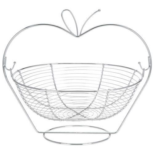 Kosz na owoce apple - stal chromowana marki Eh excellent houseware