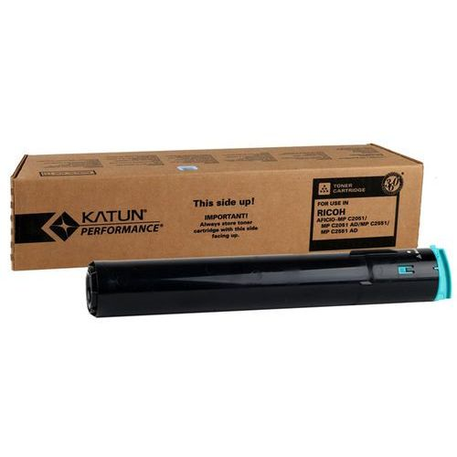 Toner 41107K Black do kopiarek Ricoh (Zamiennik Ricoh 841504) [10k]