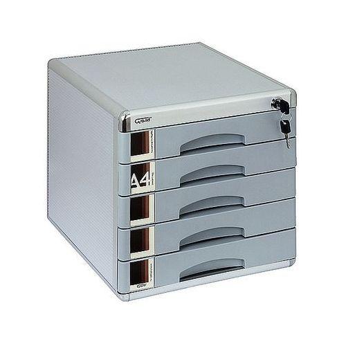 Metalowa szafka z 5 szufladkami gr-sm05 120-1777 marki Grand