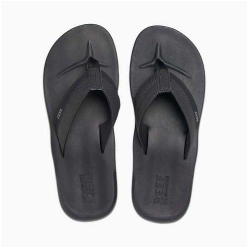 Reef Japonki - contoured cushion black (bla) rozmiar: 43