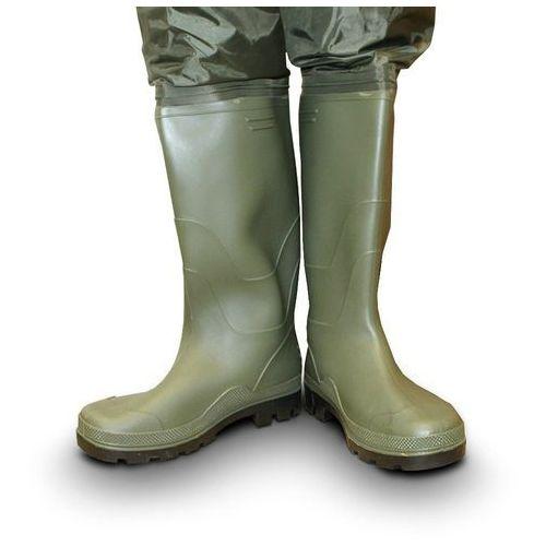 Eu-trade Spodniobuty wodery spodnie wędkarskie rozmiar 41