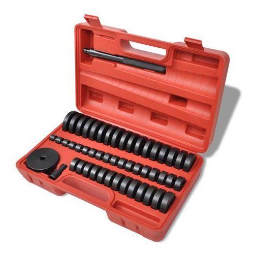 vidaXL Tuleje łożyskowe, zestaw naprawczy Master 51 części (18 – 65 mm) (8718475855521)