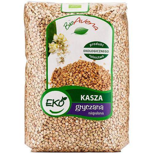 BIOAVENA 1kg Kasza Gryczana niepalona Bio | DARMOWA DOSTAWA OD 200 ZŁ z kategorii Kasze, makarony, ryże