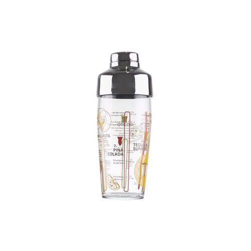 Luminarc komplet do drinków. 4 kieliszki 360 ml plus shaker
