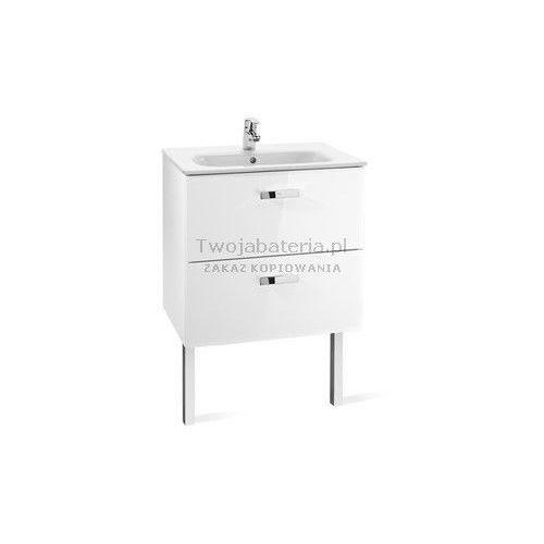 Roca Victoria Basic zestaw łazienkowy Unik 60 cm z szufladami A855884806