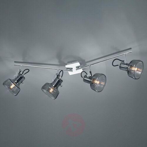 Trio Leuchten KOLANI reflektor Chrom, 4-punktowe - Nowoczesny - Obszar wewnętrzny - KOLANI - Czas dostawy: od 3-6 dni roboczych (4017807406856)