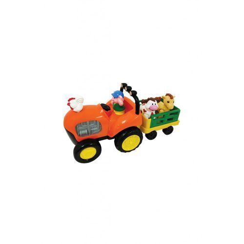 Traktor wesołe ranczo marki Dumel