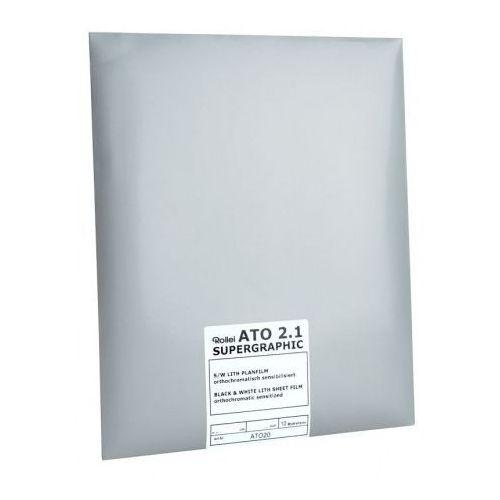 """Rollei ATO 2.1 negatyw litowy 4x5""""/10"""