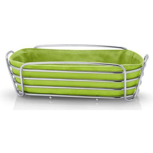 Kosz na pieczywo oval zielony wkład marki Blomus