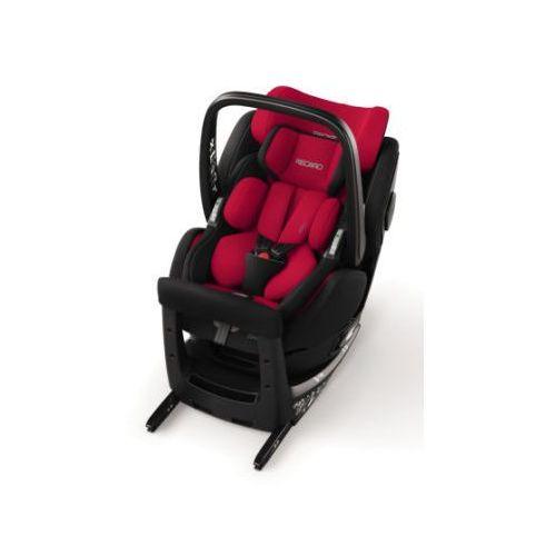 fotelik samochodowy zero. 1 elite i-size racing red marki Recaro