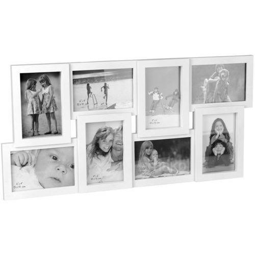 Prostokątna ramka na zdjęcia - galeria na 8 zdjęć (8718158607607)