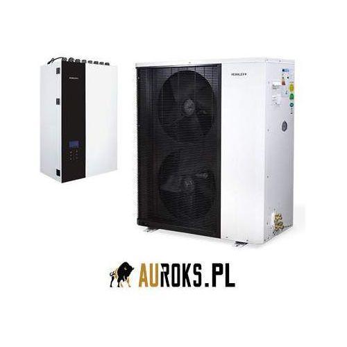 Hewalex pompa ciepła powietrze - woda do c.o, chłodzenia oraz c.w.u pcco split 20 kw 91.10.58