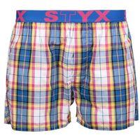 Styx Styx bokserki męskie XL niebieskie (2000050260001)