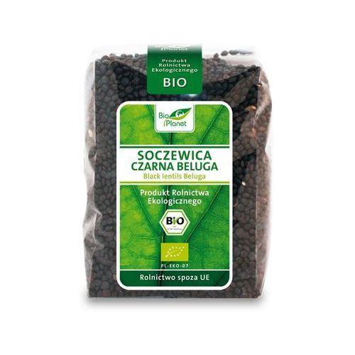 Bio planet : soczewica czarna beluga bio - 400 g (5907814662200)