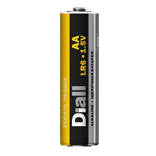 Bateria alkaliczna Diall AA 8 szt.