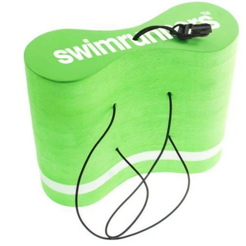 Swimrunners Super Croc Ready for Pull Belt zielony 2018 Akcesoria pływackie i treningowe (5713805233041)