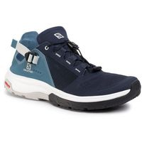 Buty - tech amphib 4 409852 navy blazer/bluestone/lunar rock, Salomon, 42-48