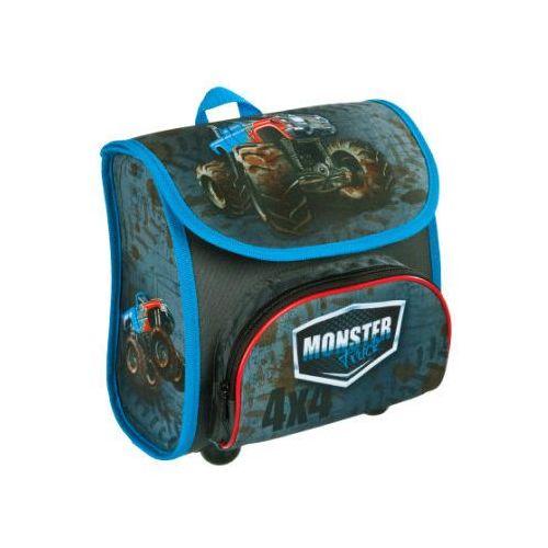 Scooli plecak szkolny - monster truck (4043946264651)