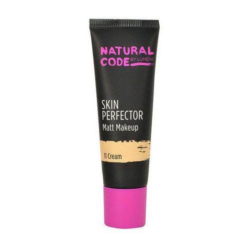 Lumene Natural Code Skin Perfector Matt Makeup 30ml W Podkład 13 Toffee